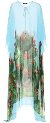 Dolce & Gabbana Exclusive to mytheresa.com – silk kaftan dress