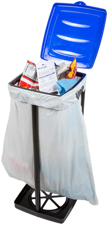 Outdoors Collapsible Garbage Bag Holder