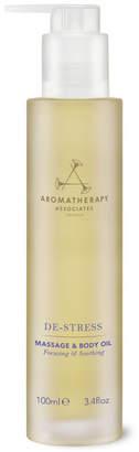 Aromatherapy Associates De-Stress Massage Body Oil