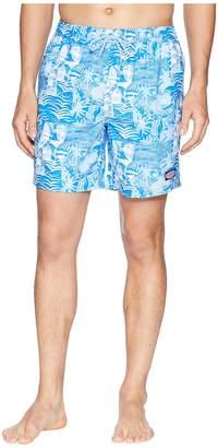 Vineyard Vines At Sea Patchwork Chappy Swim Trunks Men's Swimwear