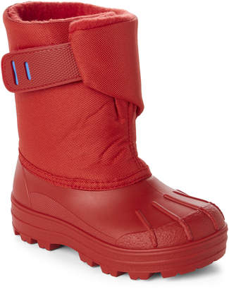 Igor Toddler/Kids Girls) Red Snow Boots