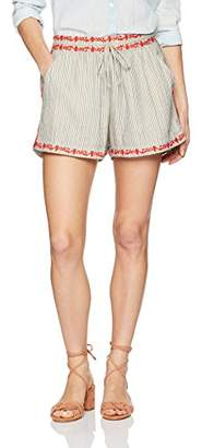 Ella Moss Women's Marini Embroidered Short