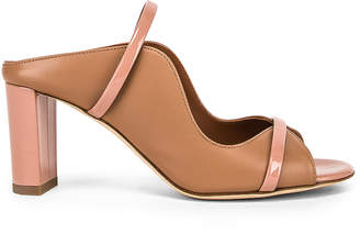 Malone Souliers Nora Heel in Nude & Blush | FWRD