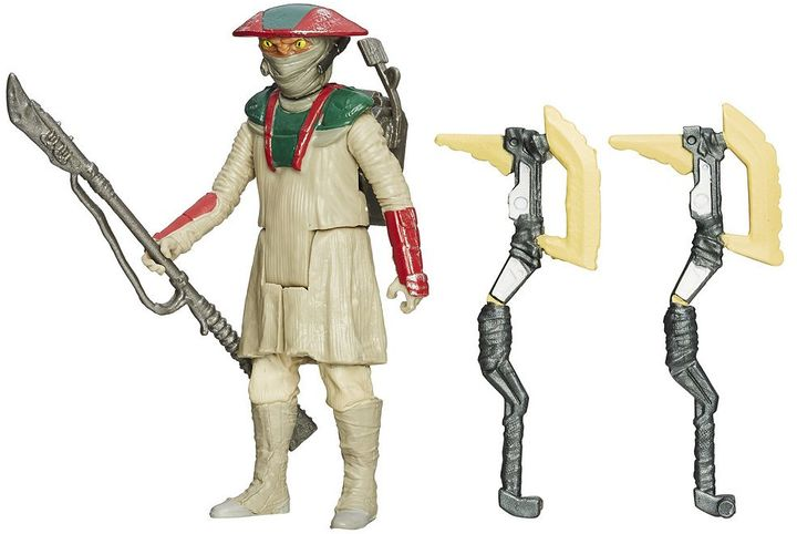 Hasbro Star Wars: Episode VII The Force Awakens 3.75-in. Desert Mission Constable Zuvio Figure by Hasbro