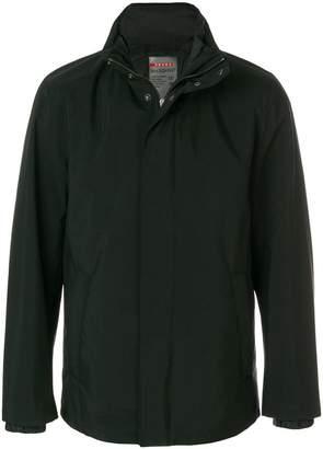 Prada funnel neck jacket