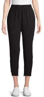 St. John Lightweight Cropped Pants