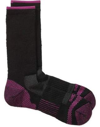 Dickies Ladies Sorbtek Performance Crew Socks, 2 Pack