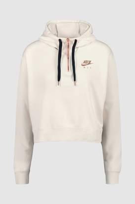 Next Womens Nike Air Half Zip Hoody