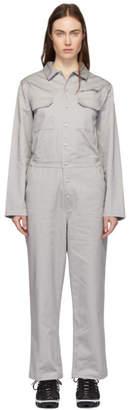 Polythene* Optics Grey Boiler Jumpsuit