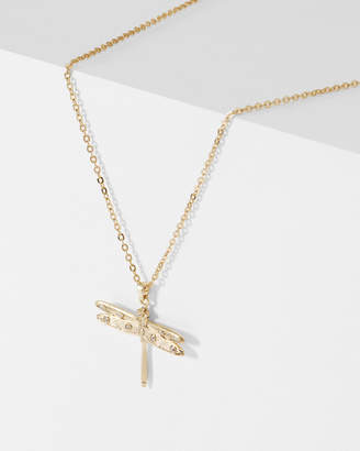 Ted Baker DELILAA Dragonfly small pendant