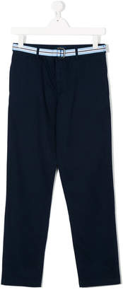 Ralph Lauren belted chino trousers