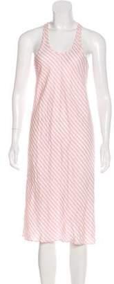 Alexander Wang Sleeveless Printed Midi Dress w/ Tags