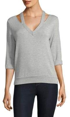 Bailey 44 Sarah Cutout Sweatshirt