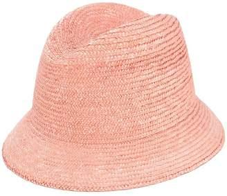 Federica Moretti small brim hat