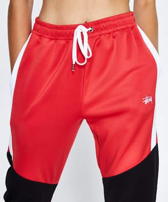 Stussy Blaze Trackpant Red