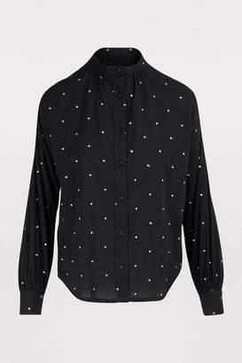 Officine Generale Nicole cotton shirt