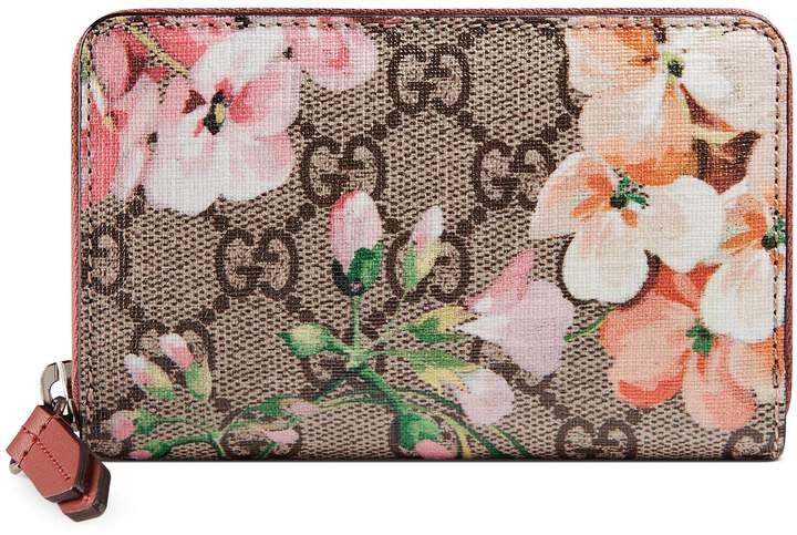 GucciGG Blooms card case