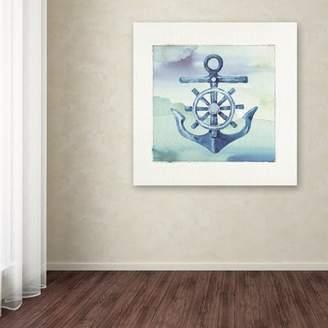 Trademark Art 'Sea Life I' Print on Canvas