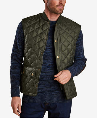 Barbour Men's Oakwell Quilted Vest, A Sam Heughan Exclusive