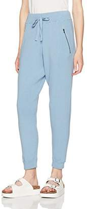 Baja East Unisex Stretch Cotton Rib Pant