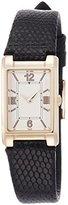 Demi-Luxe BEAMS (デミルクス ビームス) - (デミルクスビームス) Demi-Luxe BEAMS / レクタンギュラー 腕時計 64480002191 ブラック/ONE SIZE
