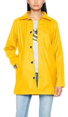 Petit Bateau Women's CIRE Raincoat, Yellow Jaune, (Size: Medium)