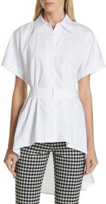 Lewit High/Low Tunic Shirt