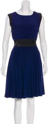 Rag & Bone Silk Knee-Length Dress