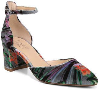 Franco Sarto Keena Block-Heel Pumps Women's Shoes