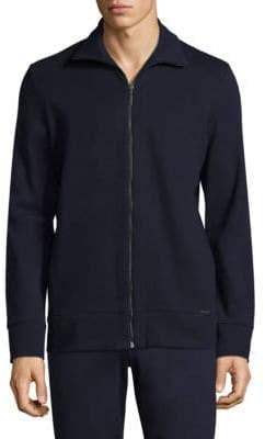 Hanro Benjamin Full-Zip Stretch Jacket