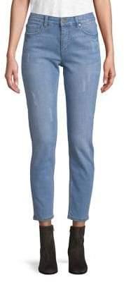 Jones New York Lexington Ankle Skinny Jeans