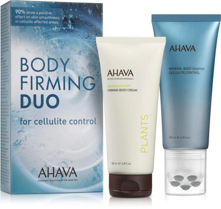 AhavaAhava Body Firming Duo Kit Cellulite Control