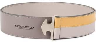 A-Cold-Wall* bi-colour bag strap
