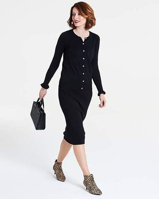 Fashion World Pointelle Detail Cardigan