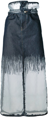 Diesel high waisted skirt $488.44 thestylecure.com