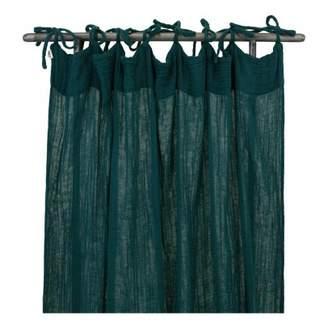 Numero 74 Curtain - Petrol blue