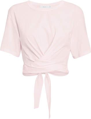 A.L.C. Jules Tie Back Light Pink T-Shirt
