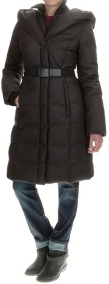 SOIA & KYO Allan Down Puffer Coat - Trim Fit (For Women) $249.99 thestylecure.com