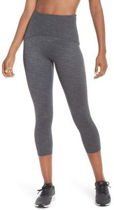 Spanx R) Active Print Crop Leggings