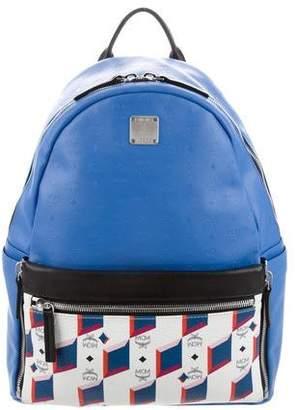 MCM Dual Stark Visetos Backpack
