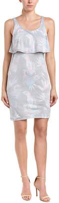 Sol Angeles Layered Tank Dress