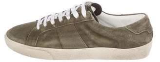 Saint Laurent SL/06 Low-Top Sneakers w/ Tags
