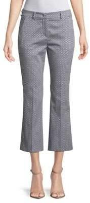 Max Mara Neottia Printed Pants