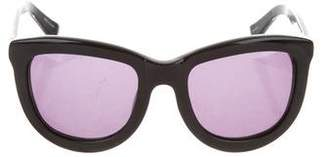 6e6ae7320b80 Pre-Owned at TheRealReal · Linda Farrow The Row x Oversize Tinted Sunglasses