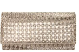 Nina Crystal Embellished Clutch