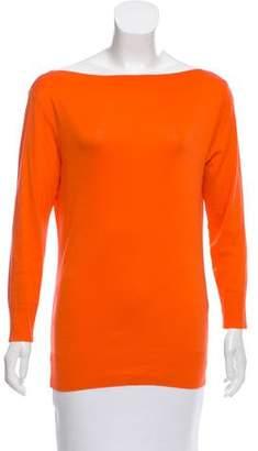 Ralph Lauren Long Sleeve Knit Top