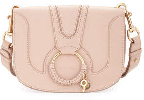 See by Chloe Hana Medium Ring Saddle Bag