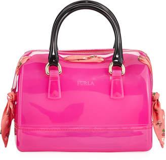 Furla Silk Cookie S Satchel Bag
