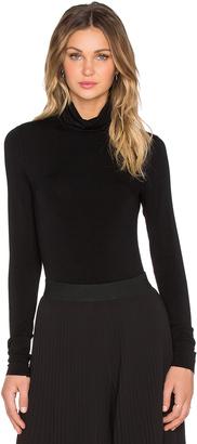 Turtleneck Bodysuit $110 thestylecure.com