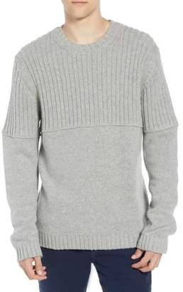 French Connection Split Linked Sweater